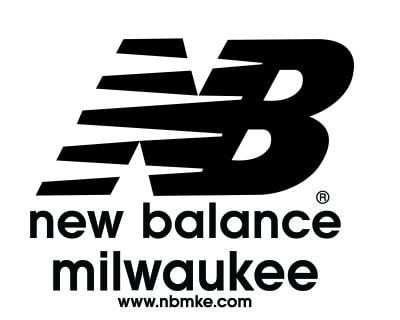 New Balance MIlwaukee Logo 11-2014