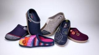 Slipper Blog-Haflinger Slippers