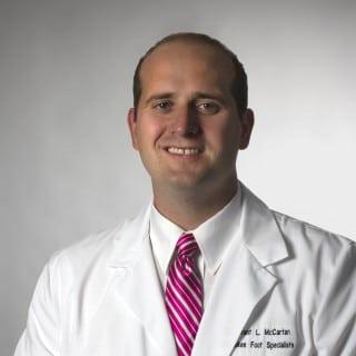 Dr. Brant McCartan
