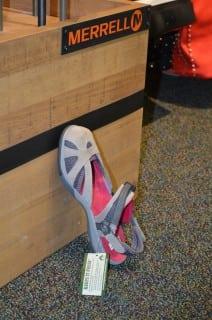 Merrell shoe