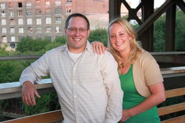 Doctors Pat and Kate McCann of McCann Chiropractic