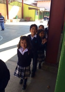 Pedro Bethancourt Elementary School!