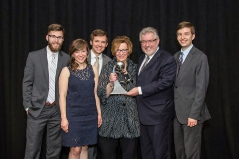 Stan's WI Family Business Award 2015