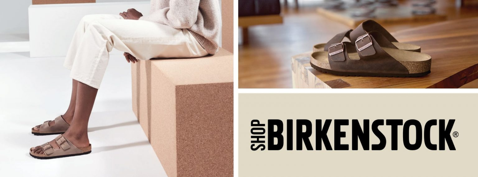 Shop our collection of Birkenstock shoes!