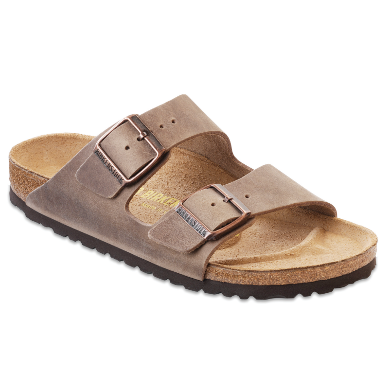 Birkenstock Arizona Tobacco Oiled Leather - Stan s Fit For Your Feet 1181a427d53