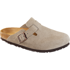 Boston Taupe Suede 6046