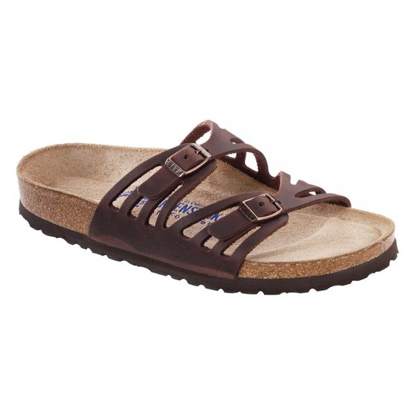 Granada Habana Oiled Leather Soft Footbed 92651 92653 2