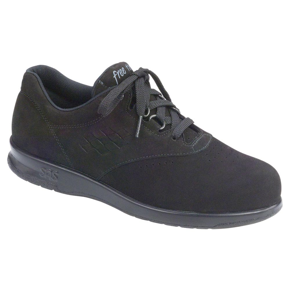 Women's Free Time – Charcoal Nubuck … sas-womens-freetime-nubuck-0136-095-1-1