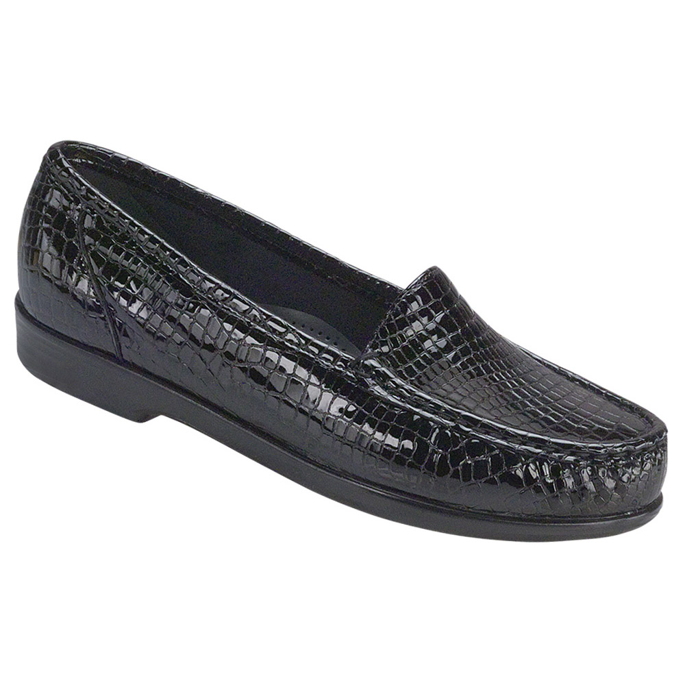 Women's Simplify – Black Croc … sas-womens-simplify-black-croc-1556-181-1-1