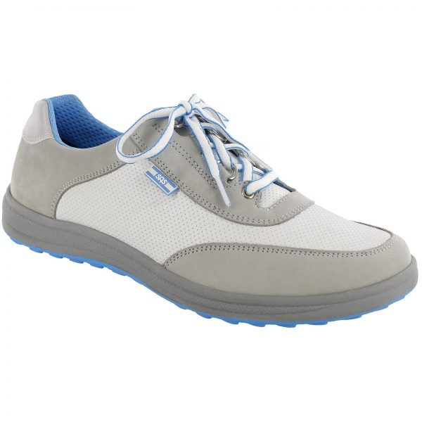 Womens Sporty Gray White ... womens sporty gray 1 1