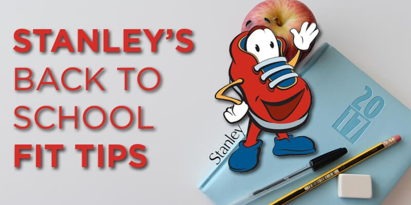 Stanleys Fit Tips Banner