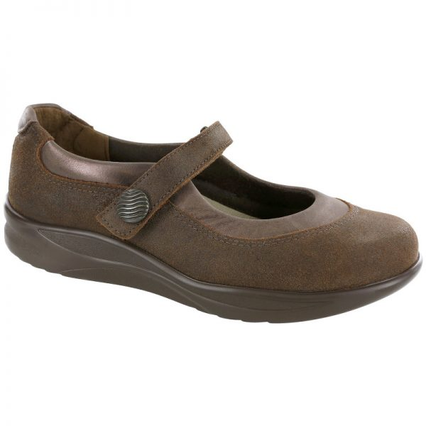Womens Step Out Brown ... womens stepout brown 1 1