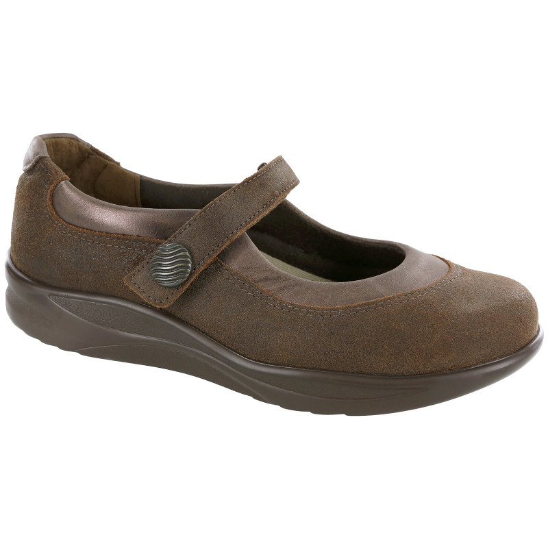 Women's Step Out – Brown … womens-stepout-brown-1
