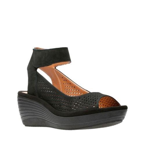 e0a11db99a6d ... Shoes   Sandals   Clarks Reedly Salene Black. Sale! Previous