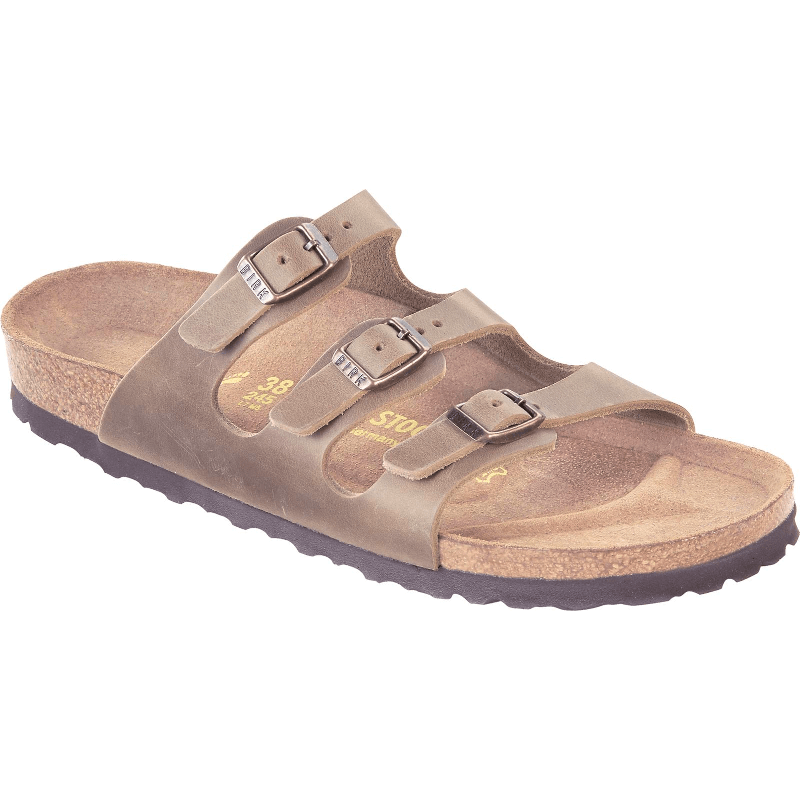 83d5690f2 Birkenstock Florida Soft Footbed Tobacco - Stan's Fit For Your Feet