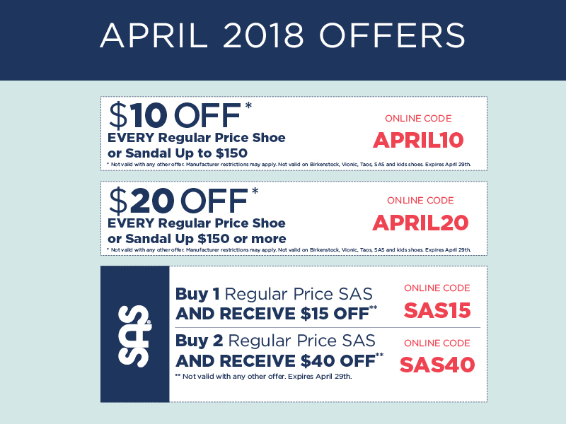 efe4973d149f April 2018 Coupons - Stan s Fit For Your Feet