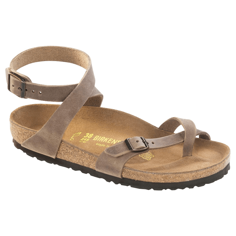3c67c4d2017e Birkenstock Yara Tobacco - Stan s Fit For Your Feet