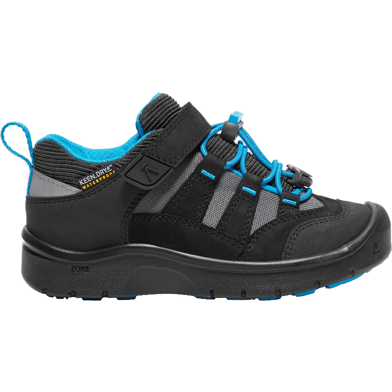 Keen Hikeport WP Size 8-13 Black/Blue