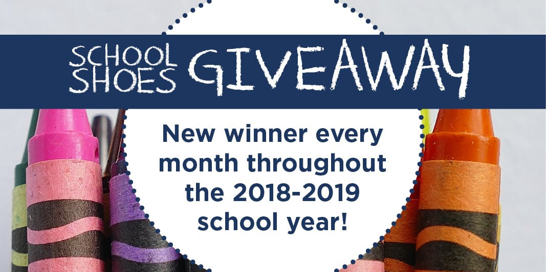 School Shoes Giveaway