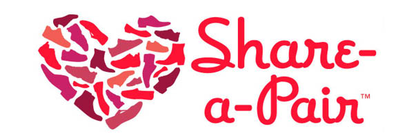 share a pair logo for blog post