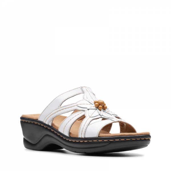 LEXI MYRTLE White Leather 26065117 2