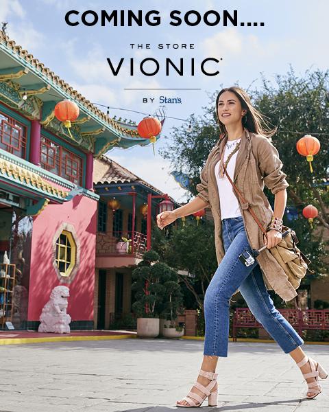 April 2019 Vionic Store