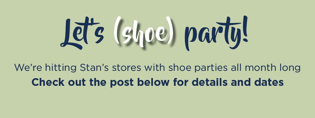 Shoe Parties Banner blog post