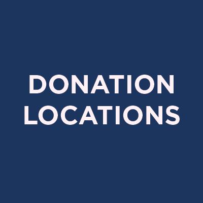 3 BLUE BLOCKS donation locations
