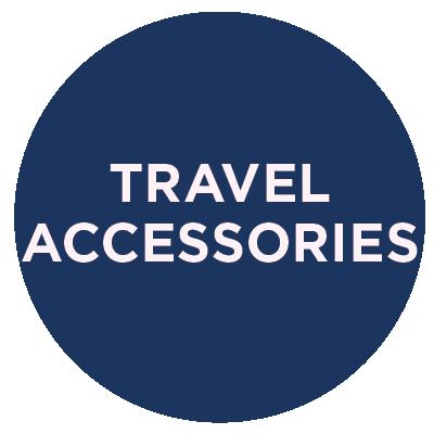 3 BLUE CIRCLES travelaccessories