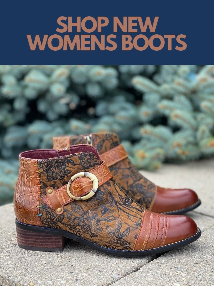 Shop Women's Boots at Stan's Footwear