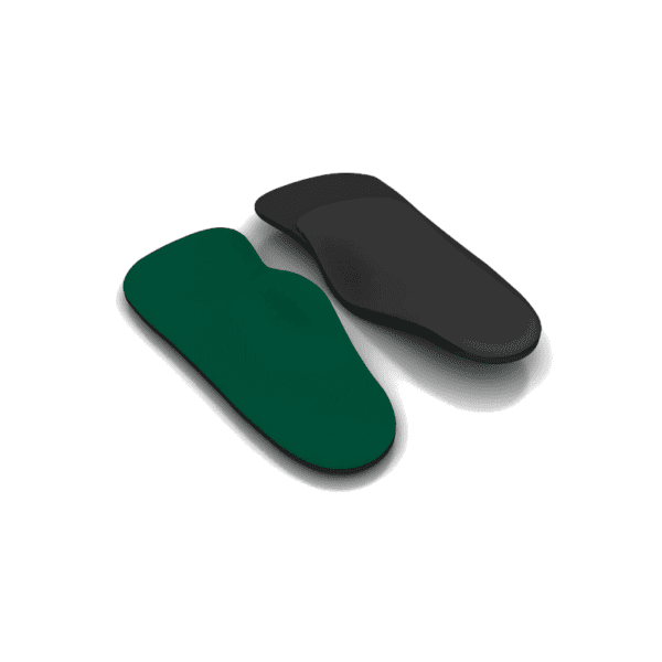 Spenco RX® 3/4 Arch Cushion Insoles Top and Bottom