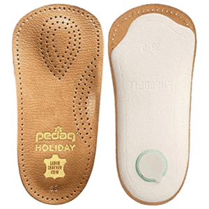 Pedag Insole Holiday Top and Bottom
