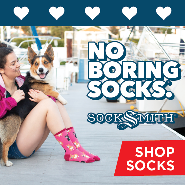 GIFT page Valentine socks 1