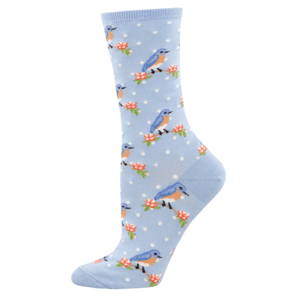 Socksmith Bluebird