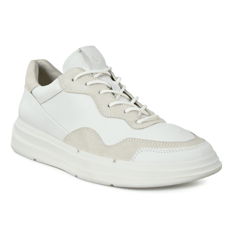 ECCO Soft X Sneaker White-min