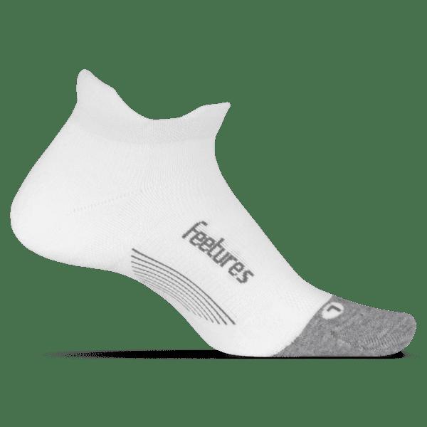 Feetures Elite Light Cushion No Show White min