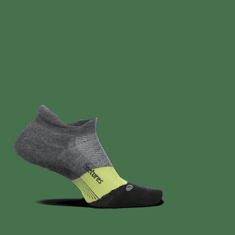 Feetures Elite Max Cushion No Show Night Vision-min