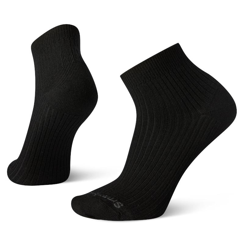 Smartwool Text Mini Boot Sock Black