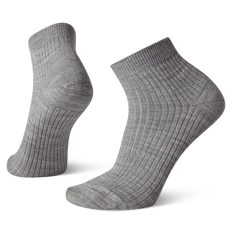 Smartwool Texture Mini Boot Sock Light Grey
