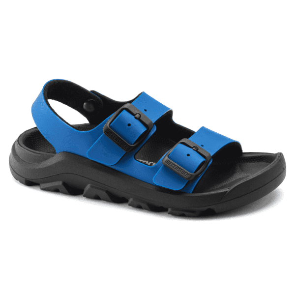 Birkenstock Mogami Icy Ultra Blue Black Main min
