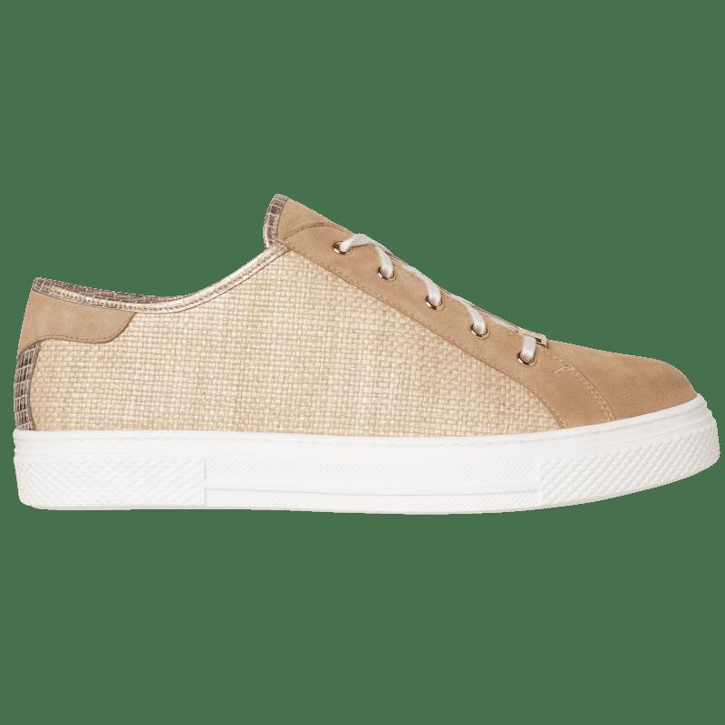 Hassia Bilbao Sneaker Creme-Nature-min