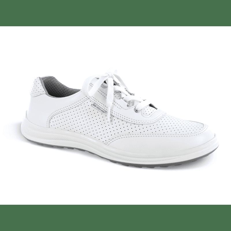 SAS Sporty Lux White Perf Main-min