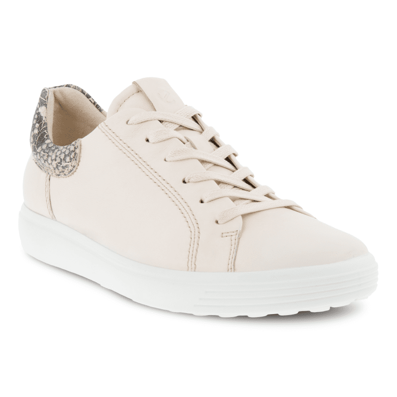 ECCO Soft 7 Street Sneaker 2.0 Limestone Main-min