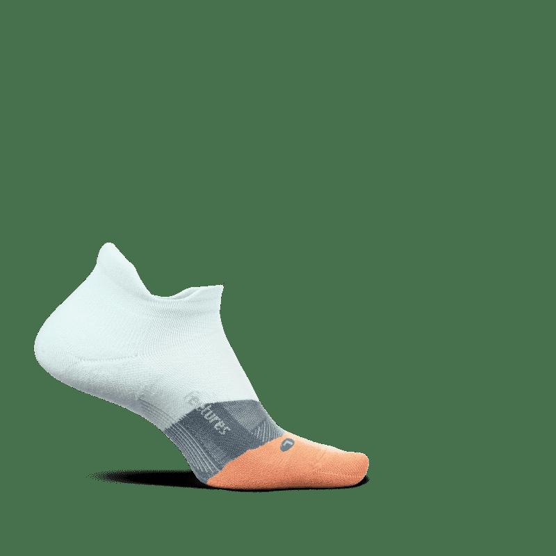 Feetures Elite Light Cushion No Show Blue Grass-min