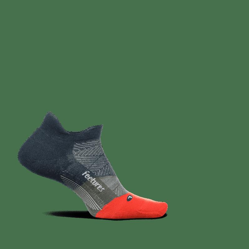 Feetures Elite Max Cushion No Show Maritime Navy-min