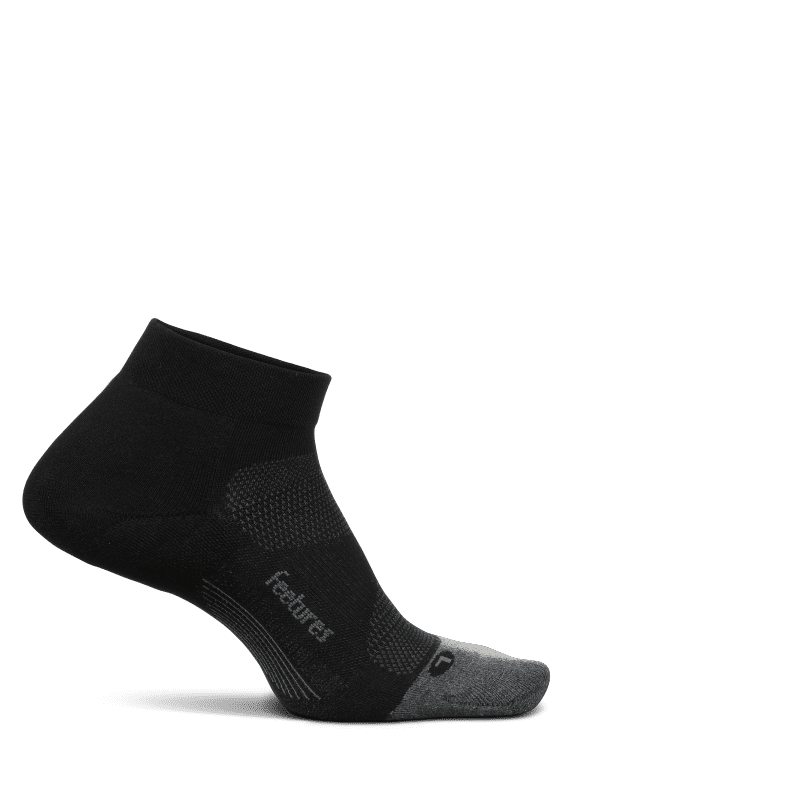 Feetures Elitte Max Cushion Low Cut Black-min