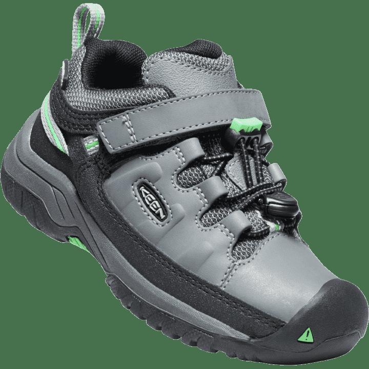 Keen Targhee Low Waterproof C Steel Grey Irish Green Main-min