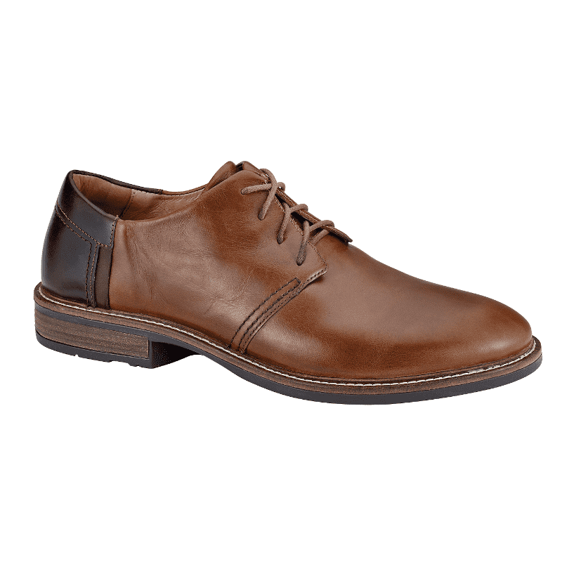 Naot Chief Maple Brown Toffee-min