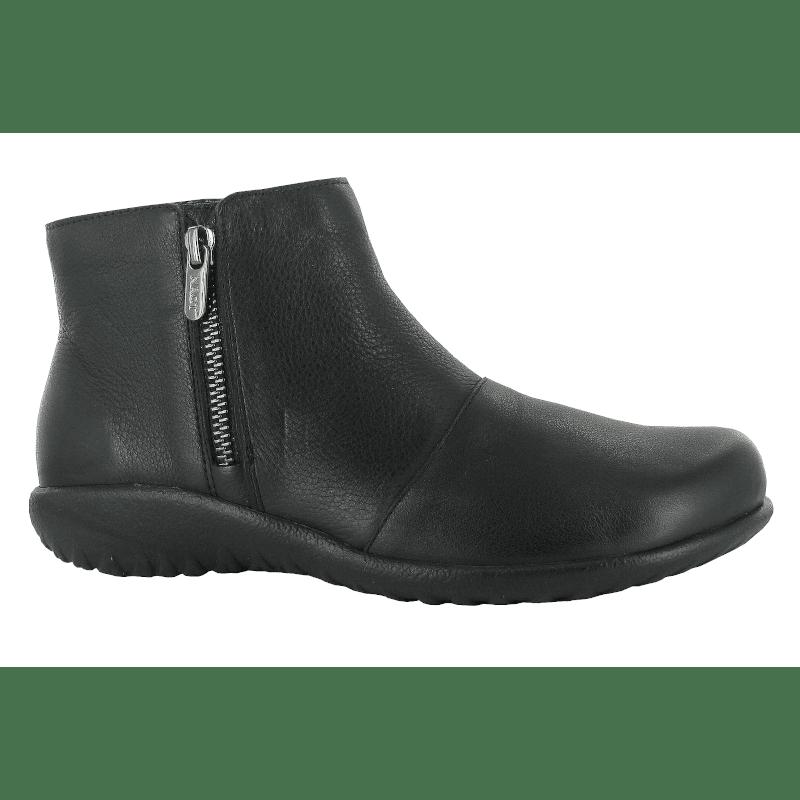 Naot Wanaka Soft Black Leather-min