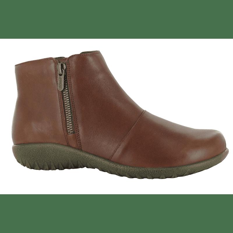 Naot Wanaka Soft Chestnut Leather-min